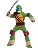 TMNT: Leonardo Deluxe Costume - (Size 3-5)