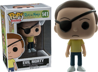 Rick & Morty – Evil Morty Pop! Vinyl Figure