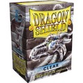 Dragon Shield Clear Sleeves