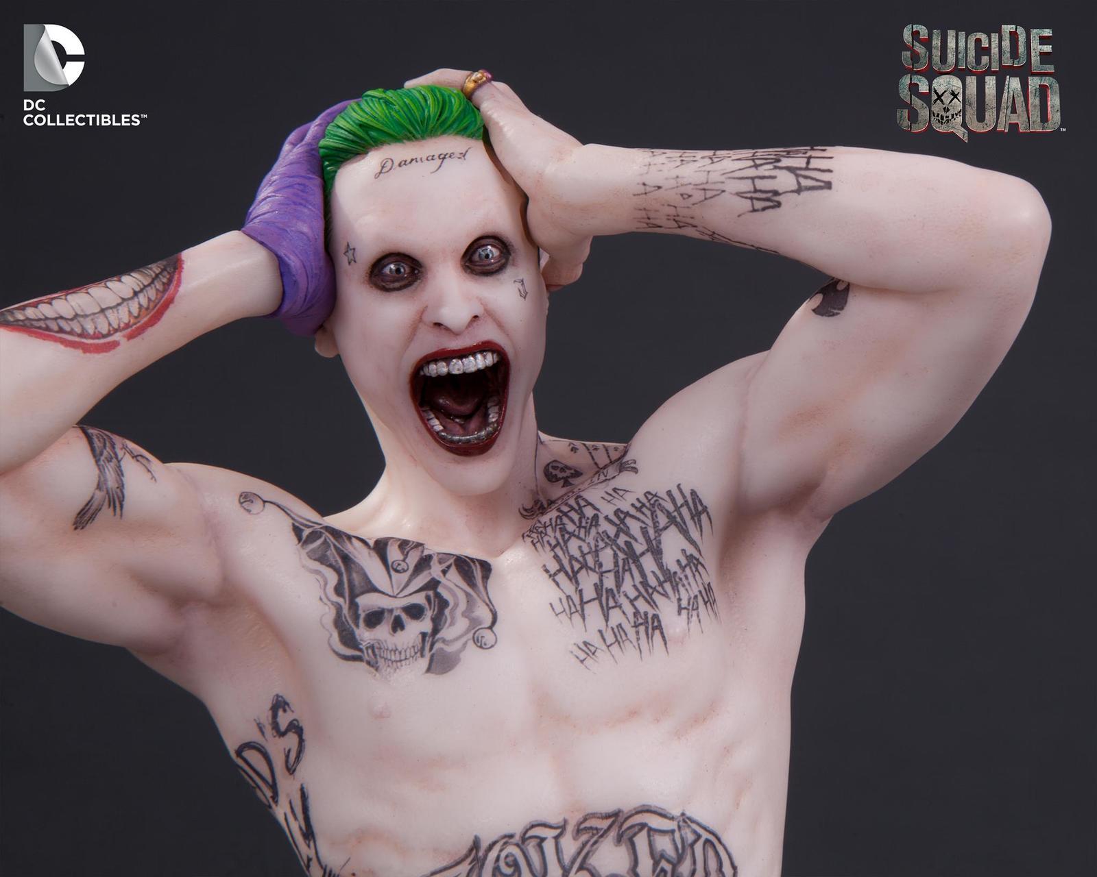 Suicide Squad - The Joker Statue image