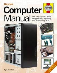 Computer Manual by Kyle MacRae image