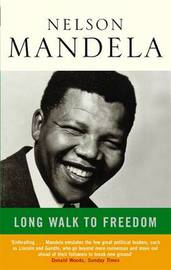 A Long Walk to Freedom by Nelson Mandela image