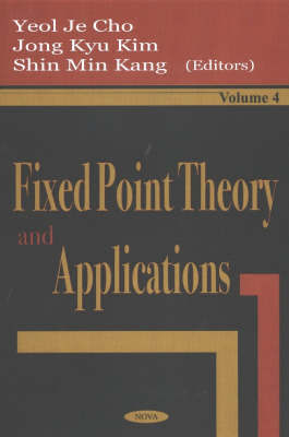 Fixed Point Theory and Applications: v. 4