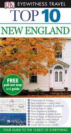 DK Eyewitness Top 10 Travel Guide: New England image