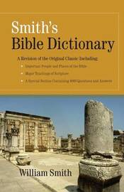 Bible Dictionary by William Smith