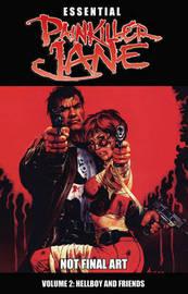 Essential Painkiller Jane: v. 2: Hellboy and Friends by Garth Ennis image