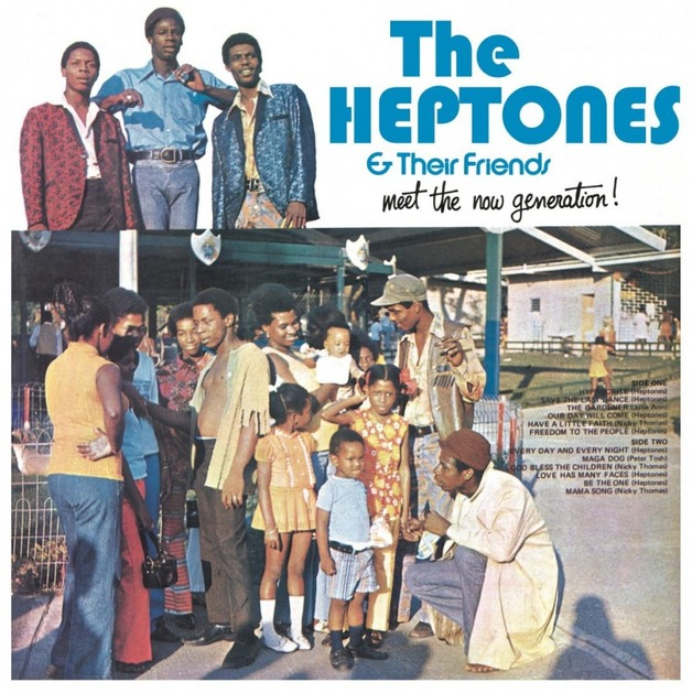 Meet The Now Generation! (LP) by Heptones & Their Friends
