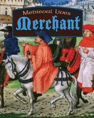 Merchant by Robert Hull image