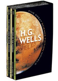 H.G. Wells: Five Great Science Fiction Novels  (Box Set) by H.G.Wells