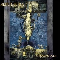 Chaos A.D. (2LP Expanded Edition) by Sepultura