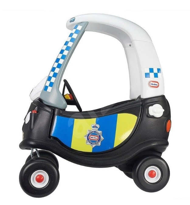 Little Tikes: Cozy Coupe - Police Car image
