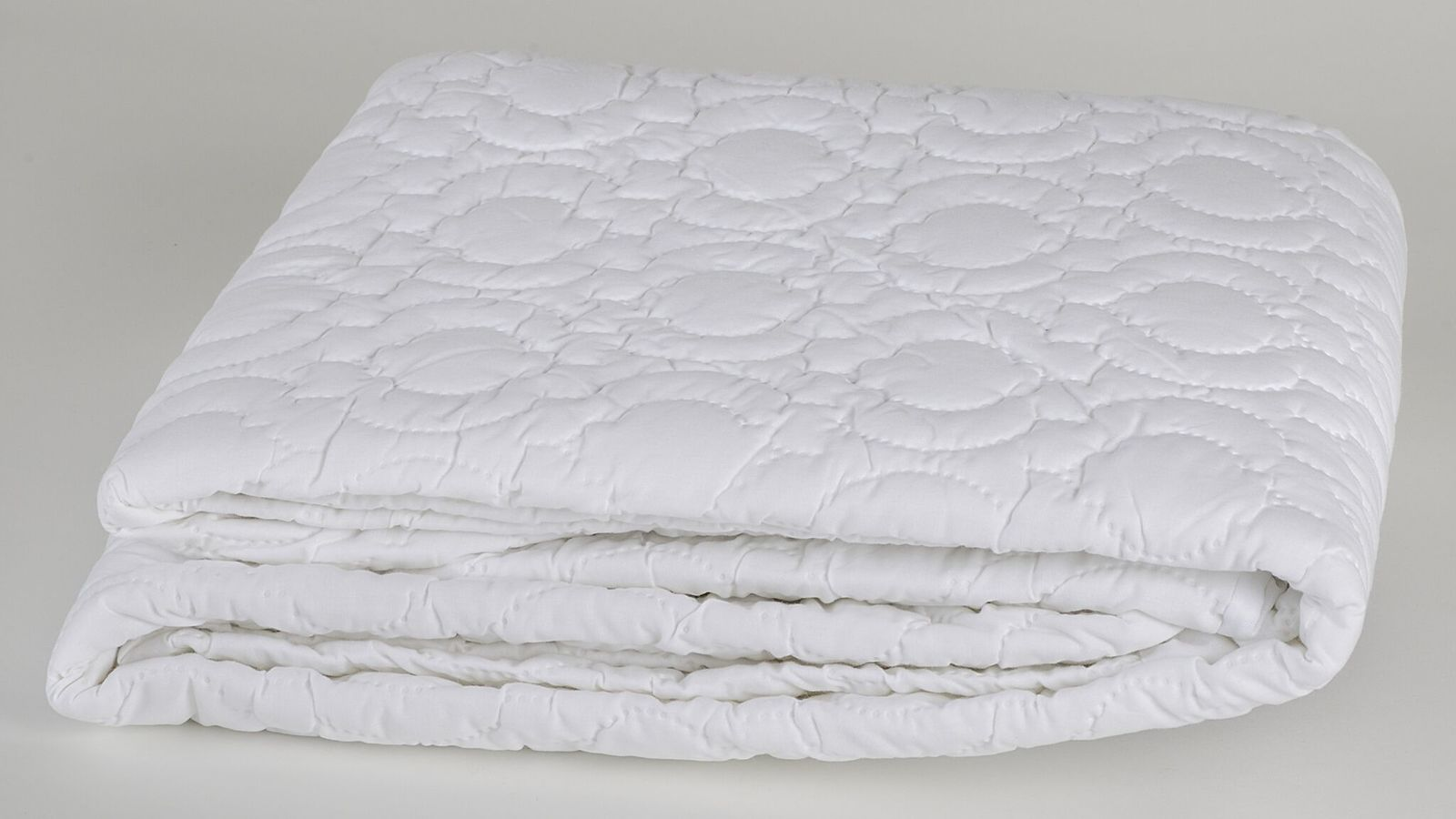 Brolly Sheets: Waterproof Quilted Mattress Protector - Double image