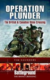 Operation Plunder and Varsity by Tim Saunders image