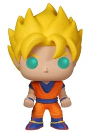 Dragon Ball Z - Super Saiyan Goku Pop! Vinyl Figure image