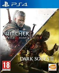 The Witcher III Wild Hunt + Dark Souls III Compilation for PS4
