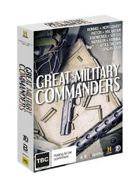 Great Military Commanders Collector's Edition on DVD