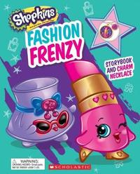 Shopkins: Fashion Frenzy + Charm Necklace by Sydney Malone