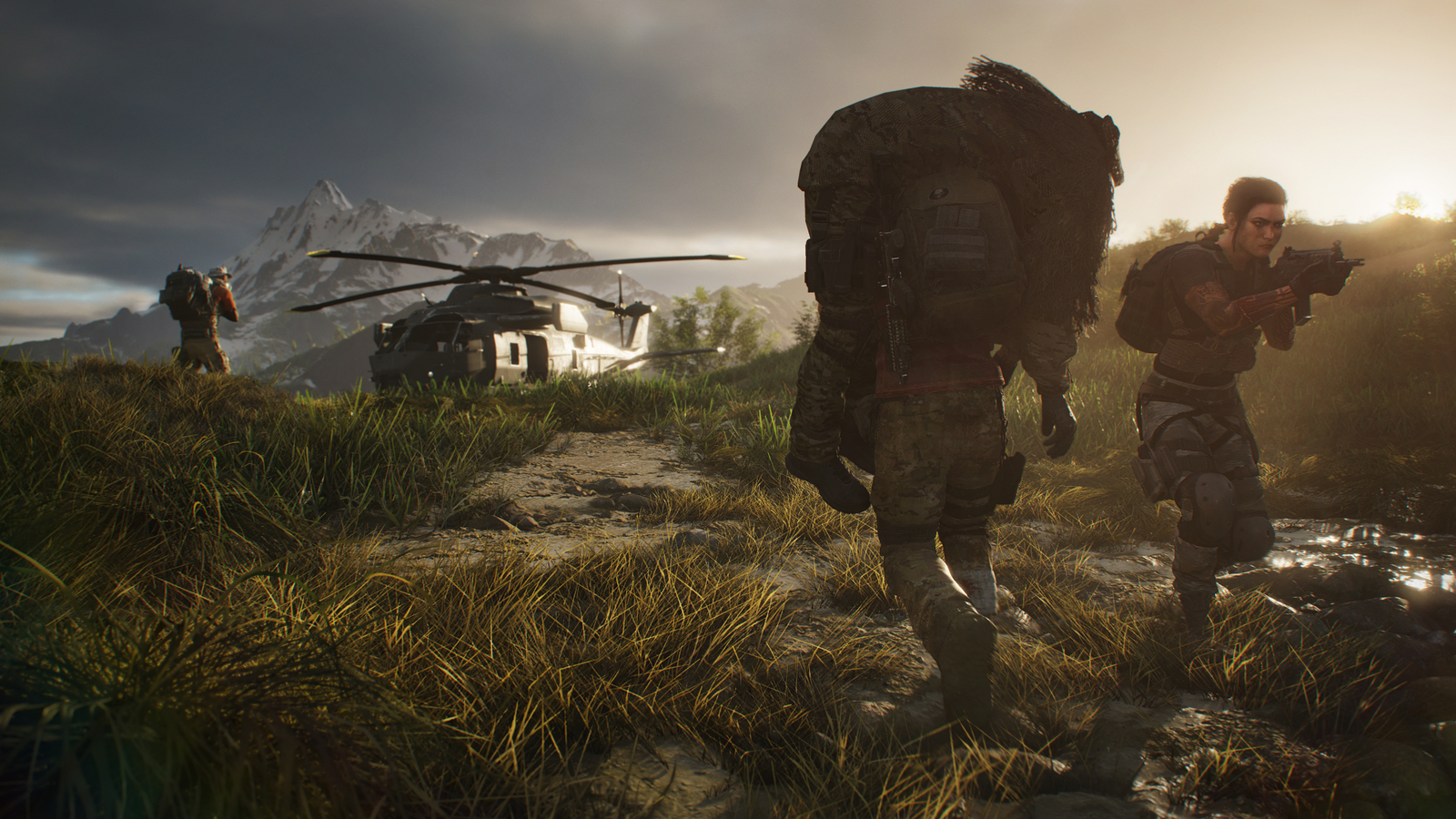 Tom Clancy's Ghost Recon Breakpoint screenshot