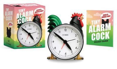 Tiny Alarm Cock by Garrett Smith
