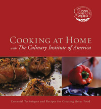 Cooking at Home with the Culinary Institute of America by The Culinary Institute of America (CIA) image