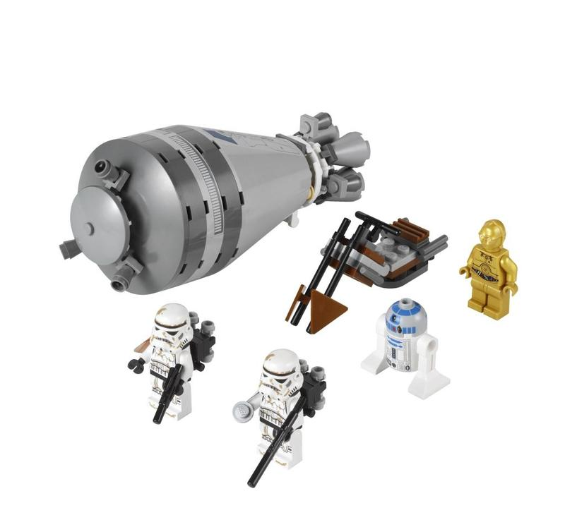 LEGO Star Wars - Droid Escape (9490) image