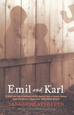 Emil and Karl by Yankey Glatshteyn