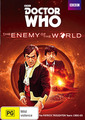 Doctor Who: The Enemy of the World on DVD