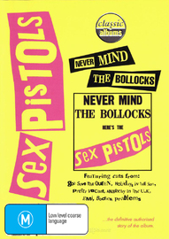 Sex Pistols - Never Mind The Bollocks (Classic Album) on  image