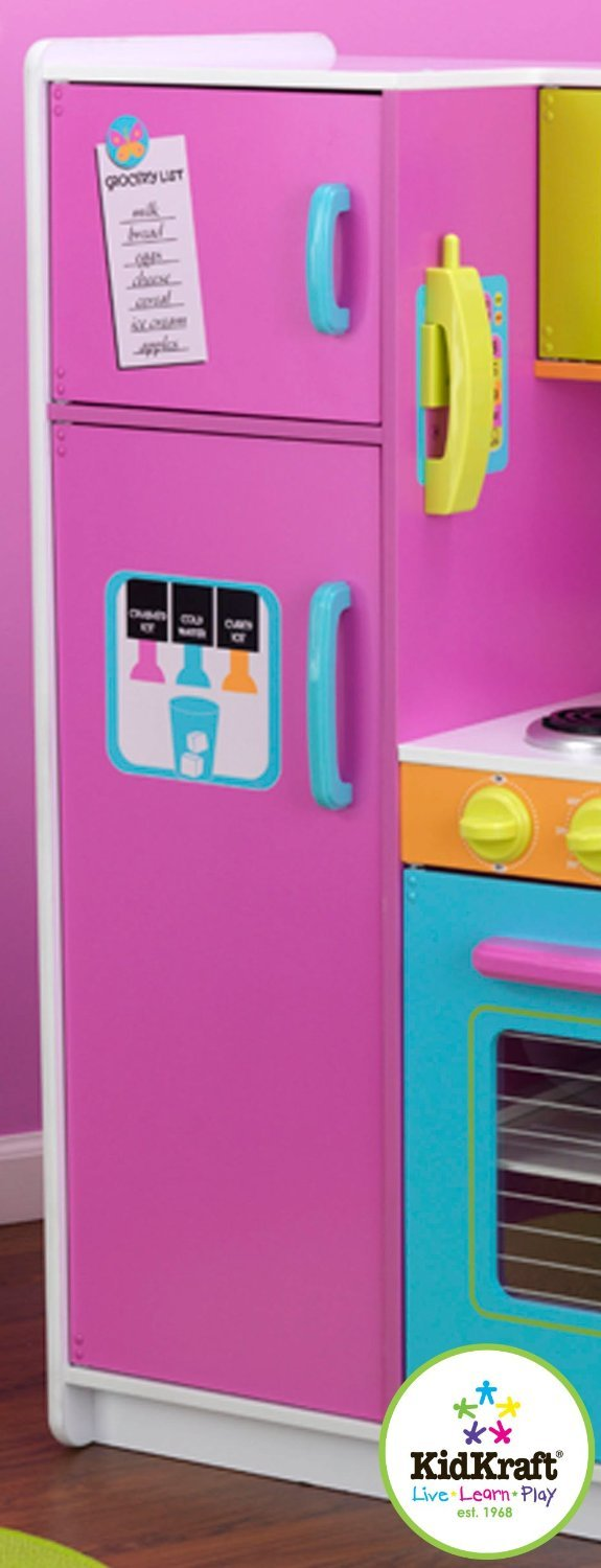 KidKraft - Deluxe Big and Bright Kitchen