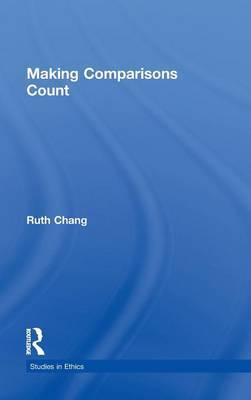 Making Comparisons Count by Ruth Chang image
