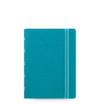 Filofax - Pocket Notebook - Aqua