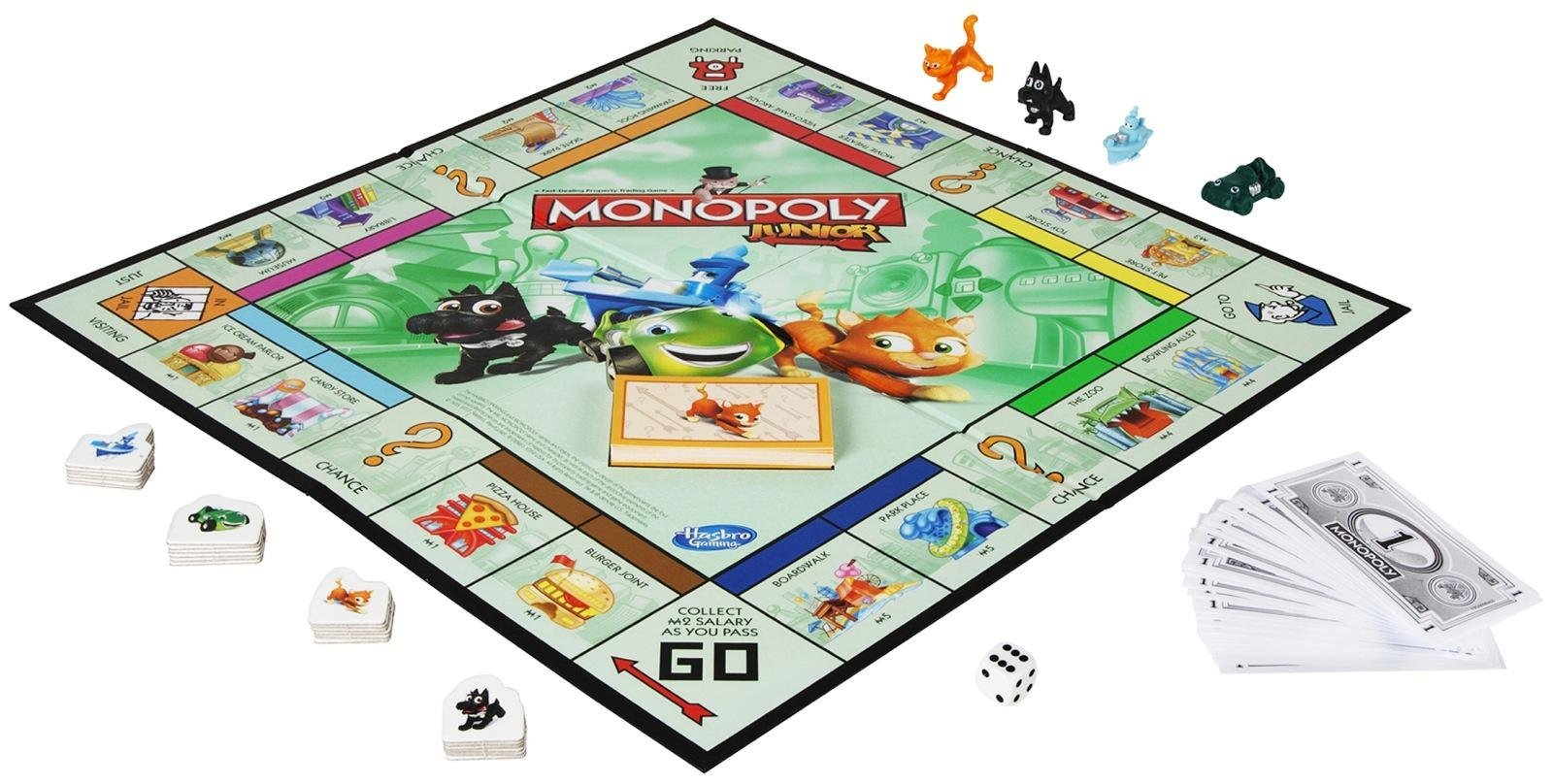 Monopoly - Junior image