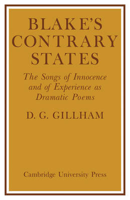 Blake's Contrary States by Bill Gillham
