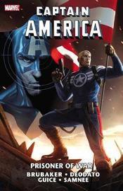 Captain America: Prisoner Of War by Ed Brubaker