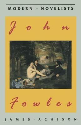 John Fowles by James Acheson