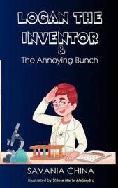 Logan the Inventor by Savania China image