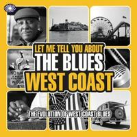 Let Me Tell You About The Blues (3CD) by Various