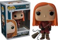 Harry Potter - Ginny (Quidditch Robes Ver.) Pop! Vinyl Figure image