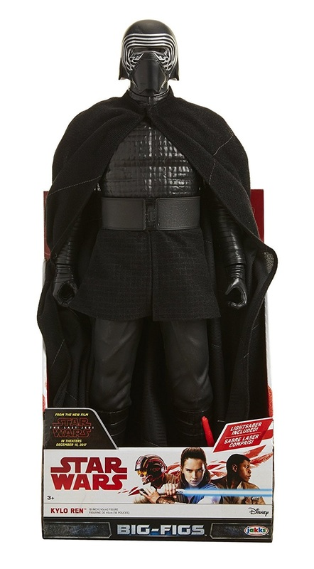"Star Wars: Big Figs - 20"" Kylo Ren Action Figure"