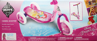 Huffy: Disney Princess 3-Wheel - Preschool Girls' Scooter image