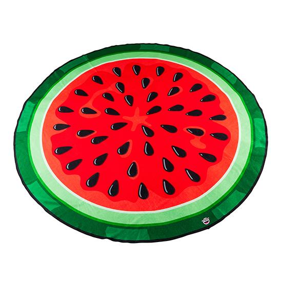 BigMouth Gigantic Watermelon Beach Blanket image