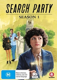 Search Party - Season One on DVD