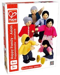 Hape: Happy Asian Family image