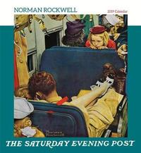 Norman Rockwell the Saturday Evening Post 2019 Wall Calendar
