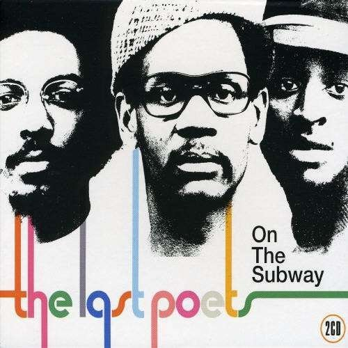 On The Subway by The Last Poets image