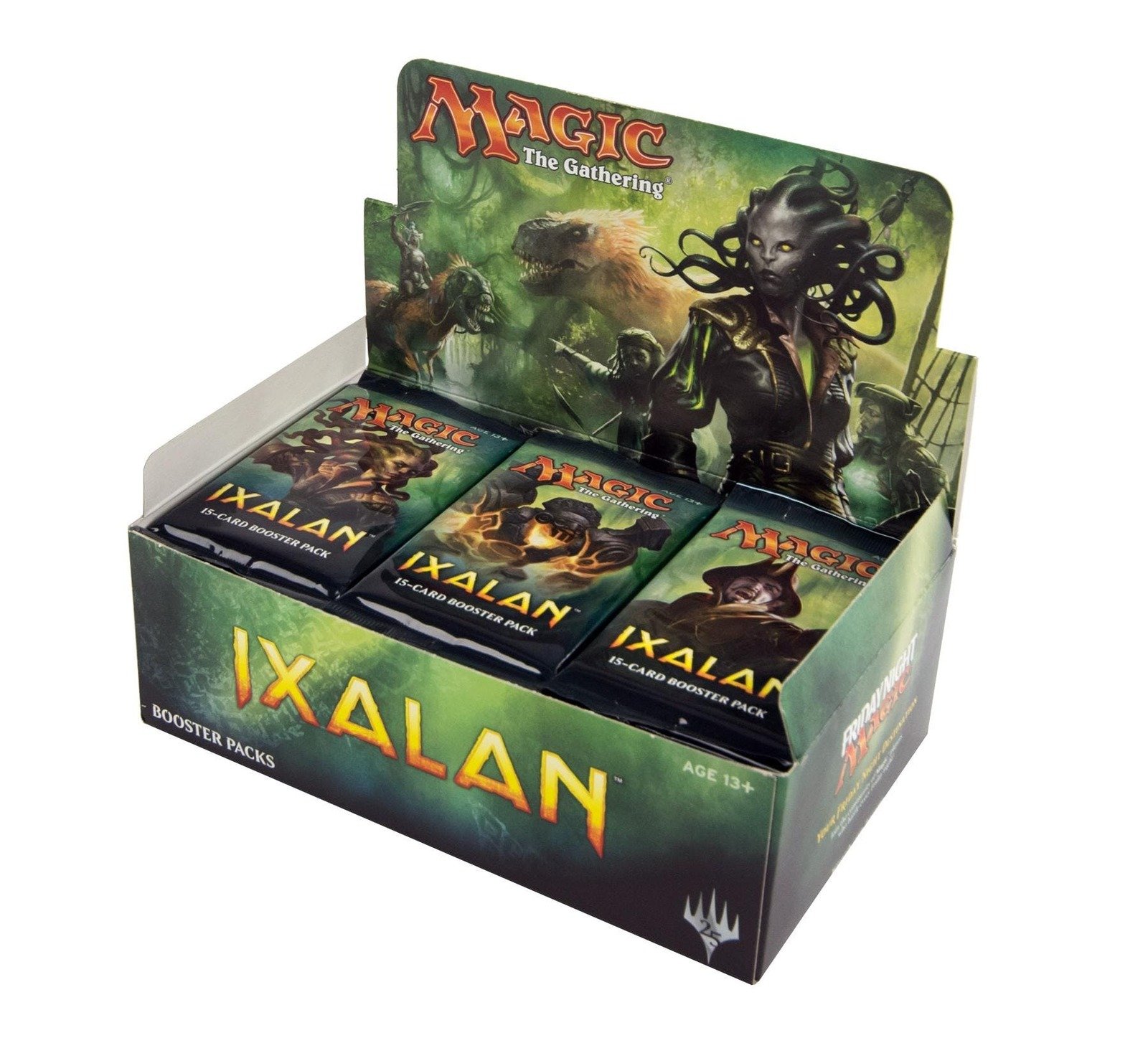 Magic The Gathering: Ixalan Booster Box image