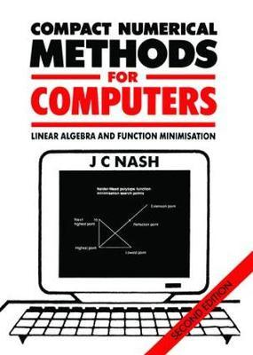 Compact Numerical Methods for Computers by John C. Nash image
