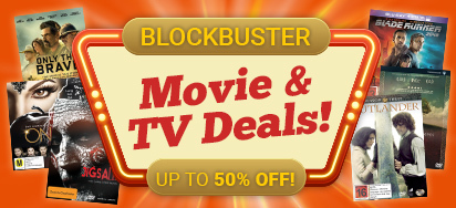 Blockbuster Movie & TV Deals!