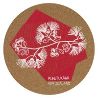Funky Floral Placemats (Set/4)