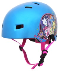 Azur: T35 Multi-Sport Helmet - My Little Pony